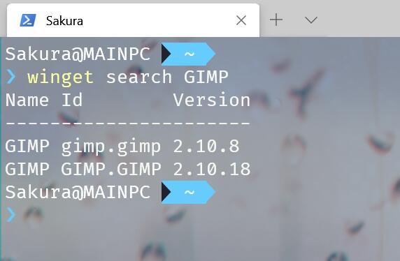 搜索 GIMP